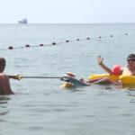 Мобильный инклюзивный пляж для людей с ОВЗ